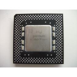 Intel Pentium MMX SL27H 166MHz 66MHz Gold Socket 7 Desktop CPU Processor