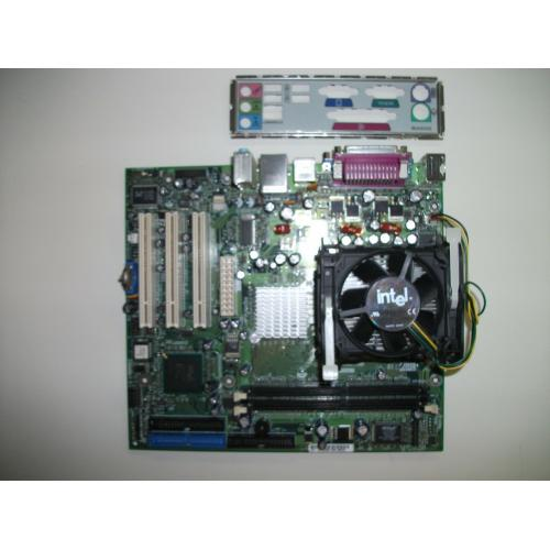 eMachines IMPERIAL_GL_VE 20020629 Socket 478 Motherboard 1.7Ghz Celeron CPU